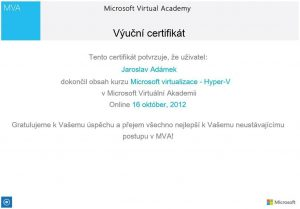 Microsoft Virtual Academy - okno do sveta Microsoft technológií 3