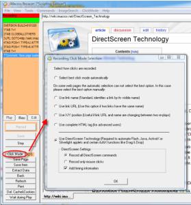 Canoo WebTest: 2.1 Vzory testovania - Capture/Replay 4