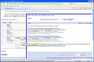 Canoo WebTest: 4.0 Stavebné prvky testovania 7