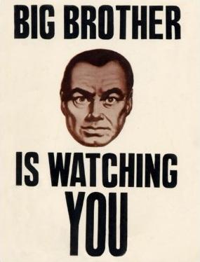 Digitálna totalita veľkého brata