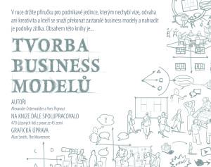 Tvorba business modelov 1