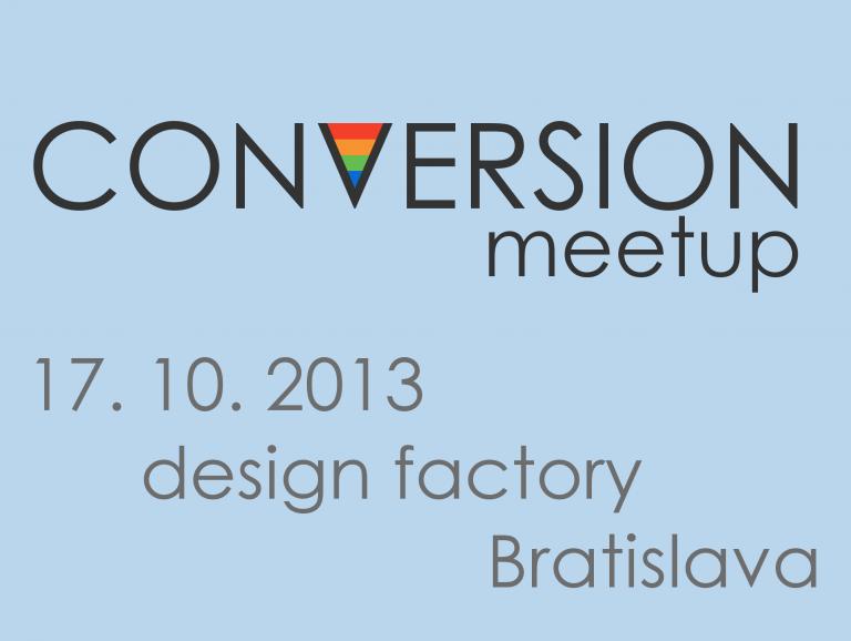 V Bratislave sa zídu mozgy z oblasti usability a webovej analytiky