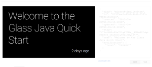 Google Glass Hackathon v Bratislave