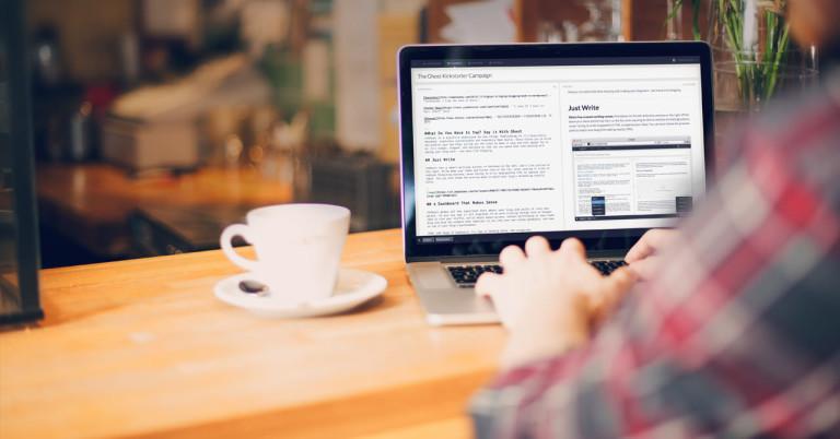 Prečo blogovať ?