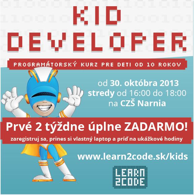 kid-developer-free-demo