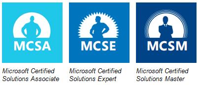 Microsoft certifikácie – prehľad