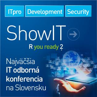 [Súťaž] voľná vstupenka na Macro ShowIT 2014 v Bratislave