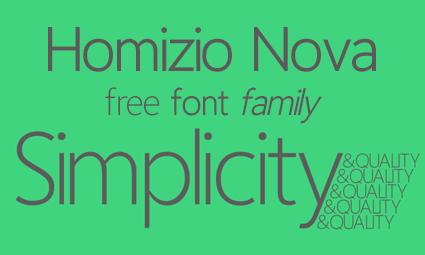 Najlepšie fonty február 2014