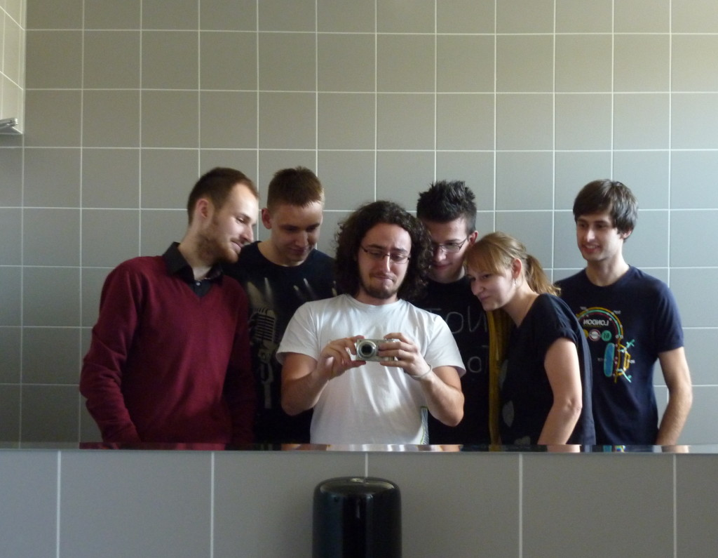 TP CUP 2014: GAMATEPI – projekt Trojdimenzionálne UML
