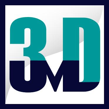 Logo3DUMLblue&bg