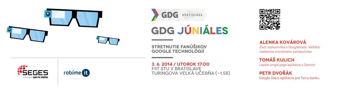 GDG Juniales Braitslava