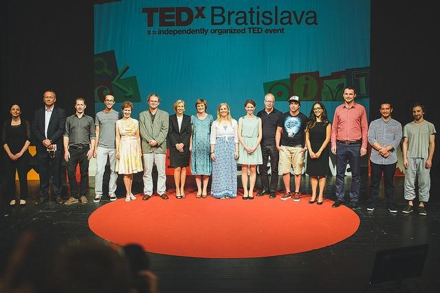 TEDx Bratislava - festival plný myšlienok