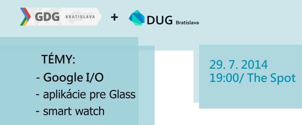 GDG Bratislava + Dart User Group