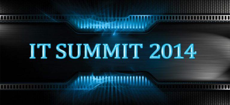 Naživo: Konferencia IT SUMMIT 2014