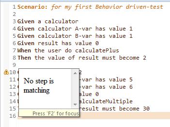 JBehave: Behavior-Driven Testing