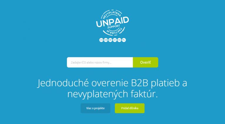 Slovenský StartUp sa púšťa do boja s nevyplatenými faktúrami nie len na Slovensku