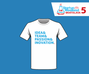 StartupWeekend-T-shirt