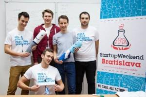 StartupWeekend-team