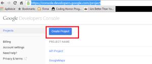 Google mapa do responzívneho dizajnu