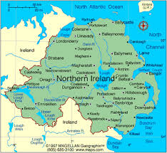 Práca v Írsku - Working in Belfast (Northern Ireland)