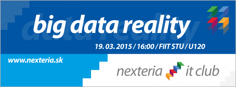 Nexteria IT Club: Big Data Reality