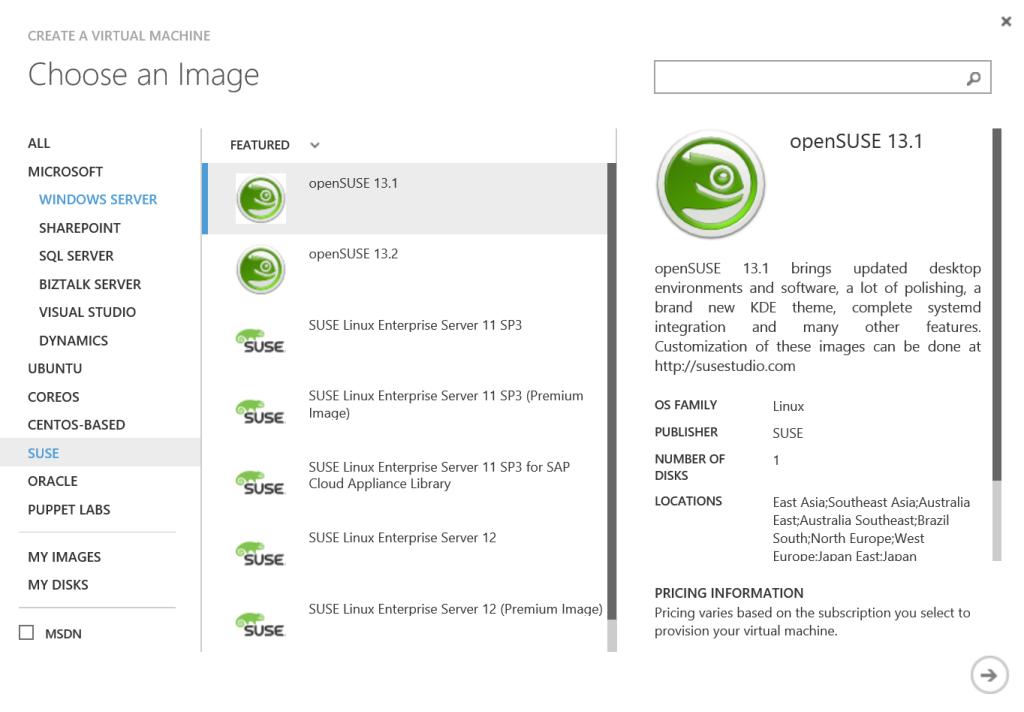 Infografika: Azure cloud podporuje open source software