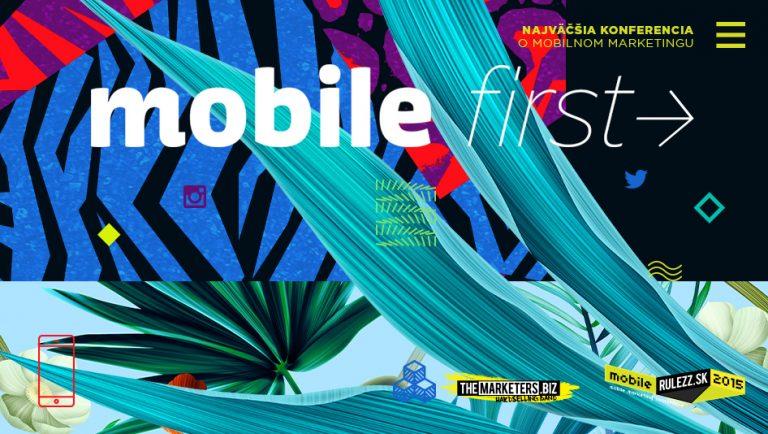 [Súťaž] dve vstupenky na konferenciu Mobile Rulezz