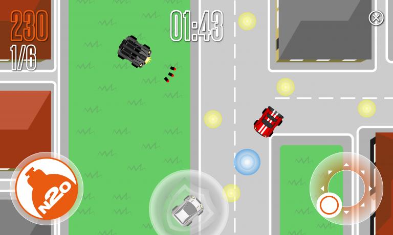 One – adaptívna mobilná hra
