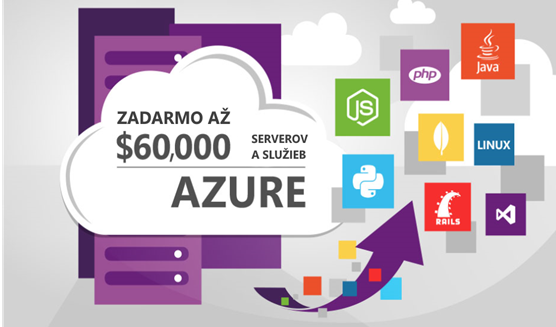 Infografika: Azure cloud podporuje open source software