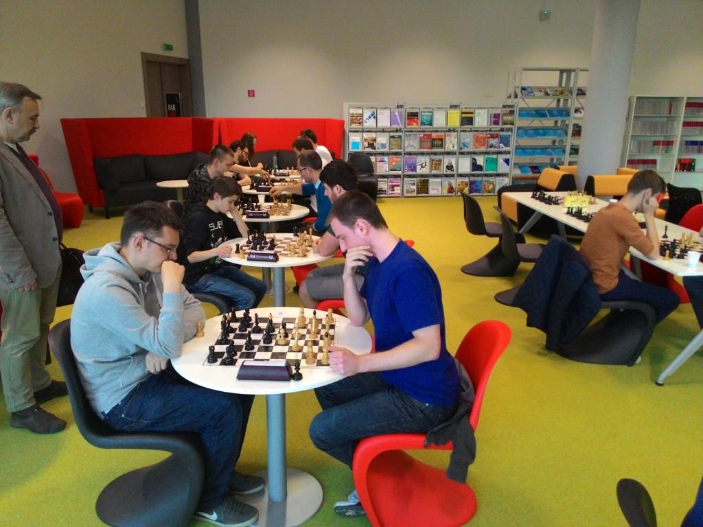 SWIPS: Systém na podporu šachových podujatí