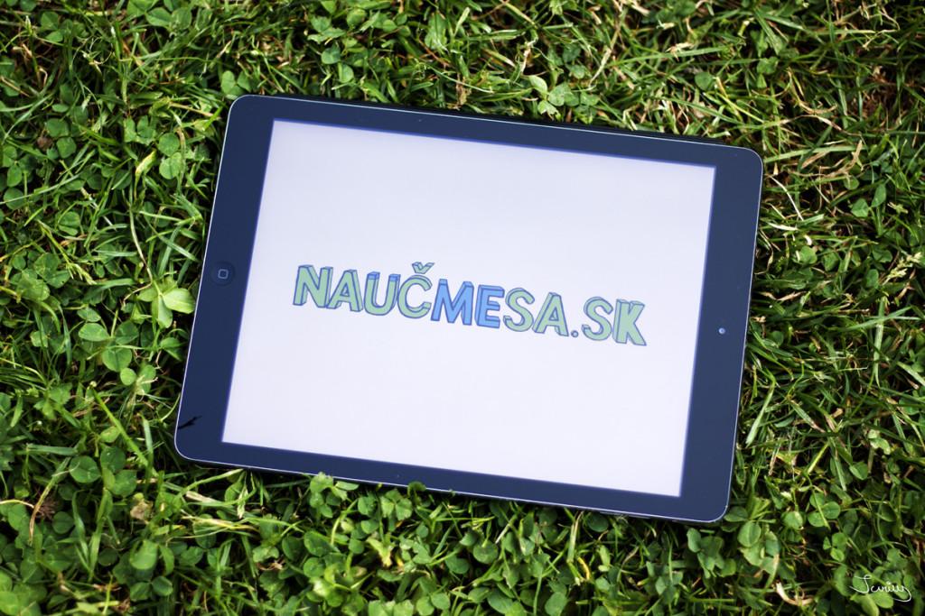 Naucmesask logo