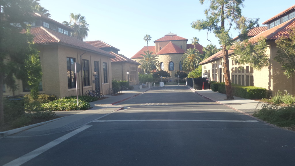 Stanford územie nápadov