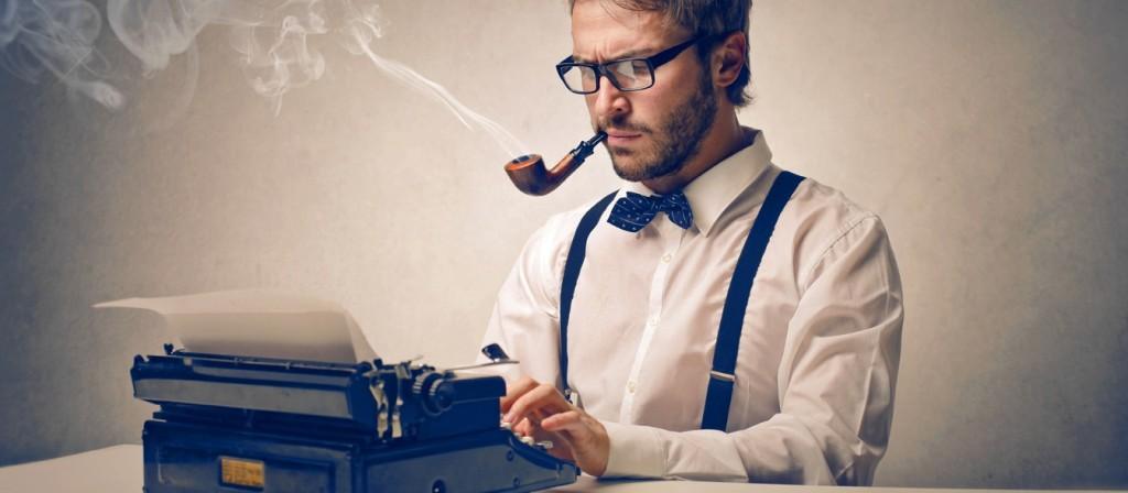 handsome-journalist-writing-wi-43410031