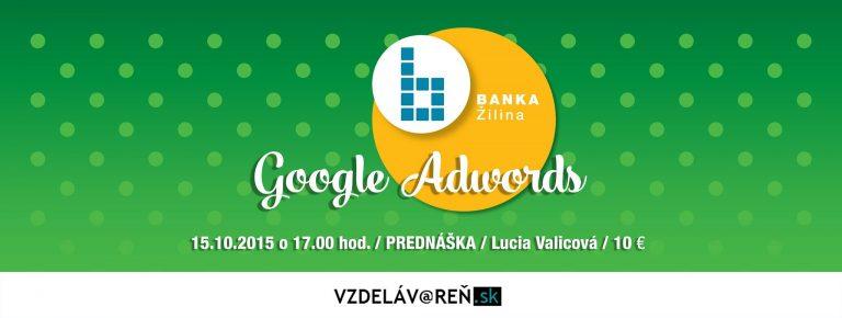 Všetko o Google reklamách v Žiline