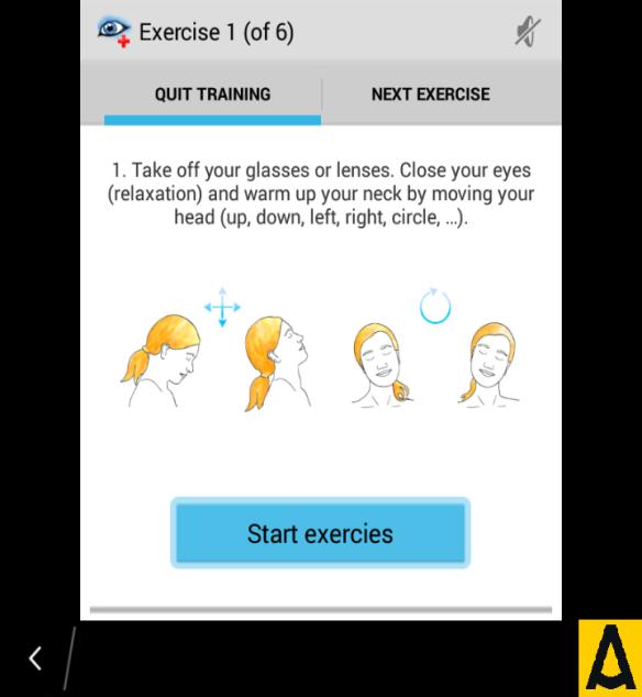 Ako sa trénujú oči s Eye Doctor Trainer