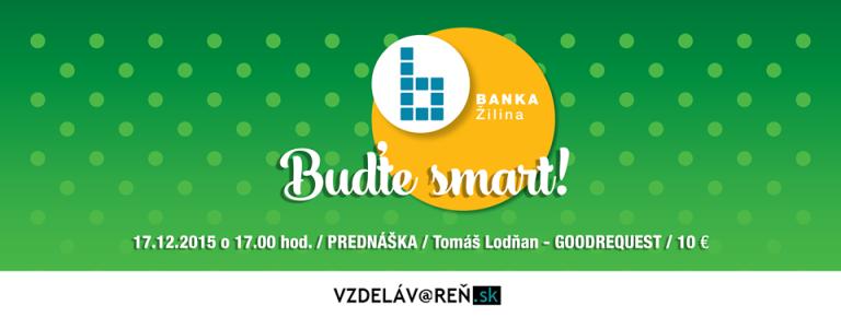 Prednáška o svete mobilných aplikácií už zajtra v Žiline!