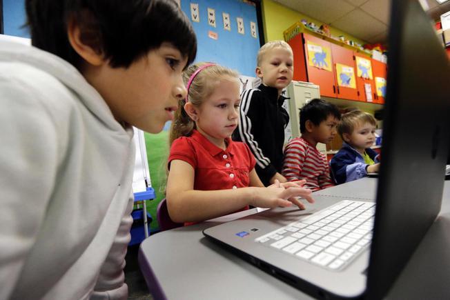 Hodina programovania pre každého žiaka