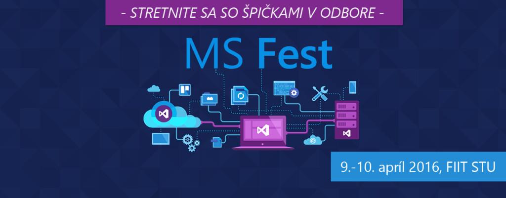 MS Fest – nie len o Microsofte!