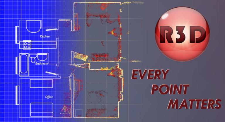 R3D Team: Rekonštrukcia 3D scény