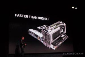 1080 je dokonca rýchlejšia ako dve 980 zapojené do SLI.