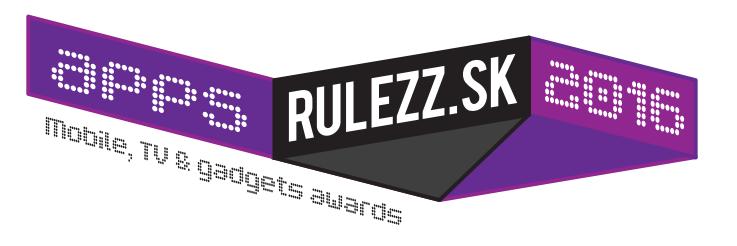 Súťaž Apps RULEZZ 2016 otvorila registrácie