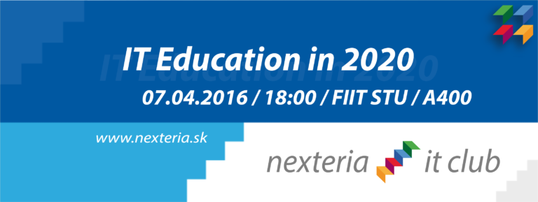 Vízie a úskalia vzdelávania v IT sektore… kam sa vôbec chceme dostať?