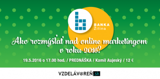 Internetová akadémia - online marketing