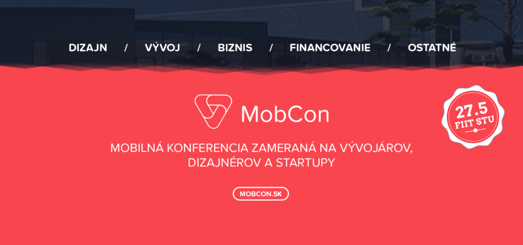 [súťaž] MobCon 2016
