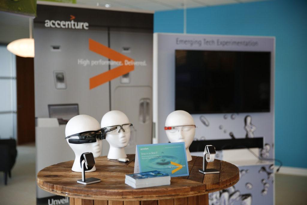 V inovačnom centre Accenture v Silicon Valley majú prsty aj Slováci