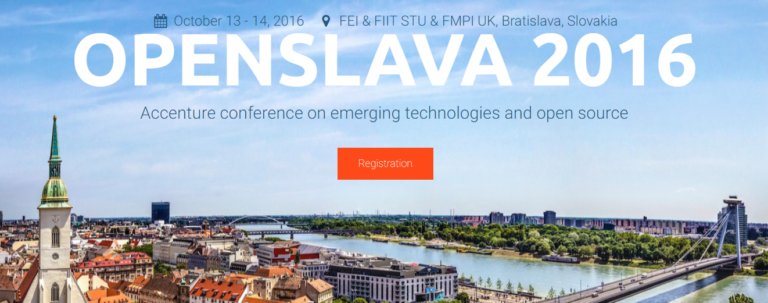 OpenSlava prekračuje svoje hranice, aj hranice Slovenska