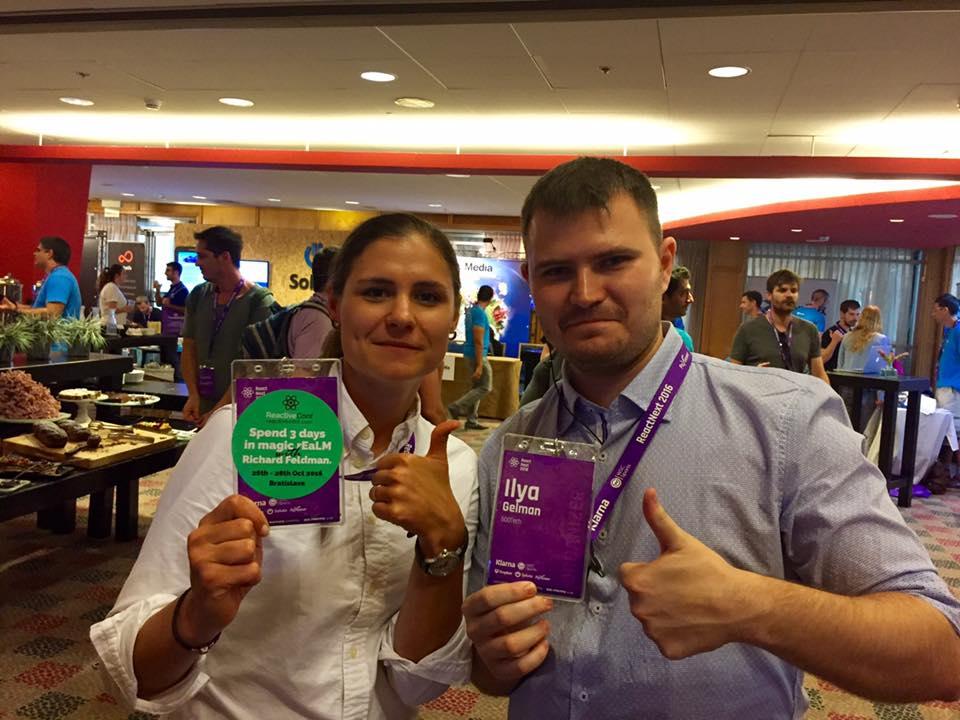 [Súťaž] IT konferencia svetového formátu ReactiveConf 2016 opäť v Bratislave