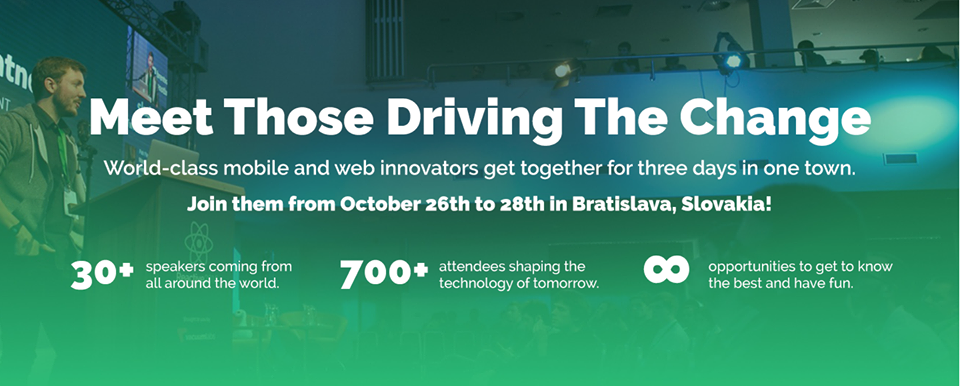 """""""Reactívni"""" experti prichádzajú do Bratislavy"""