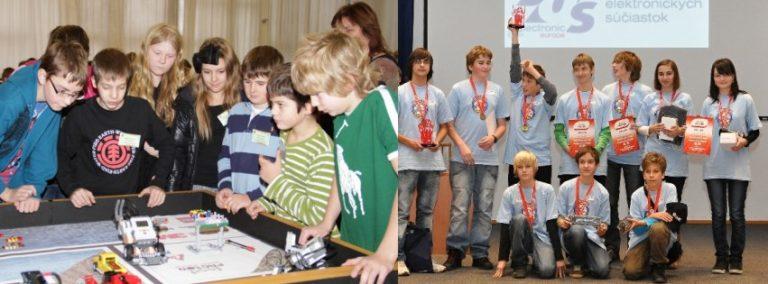 Regionálny turnaj súťaže FIRST LEGO League už pozná víťazov