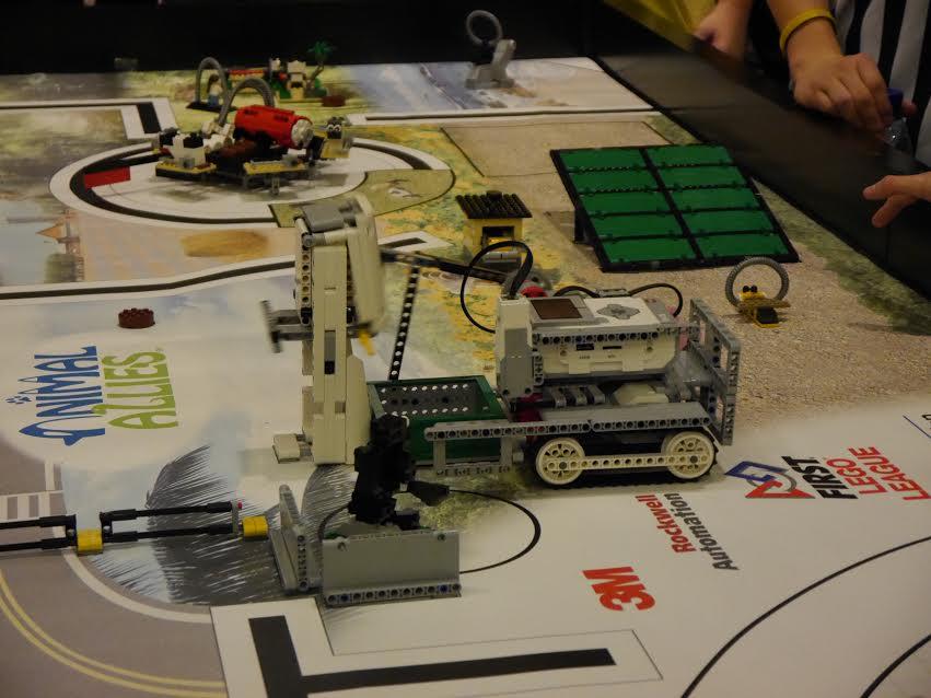 Regionálne turnaje súťaže FIRST LEGO League 5